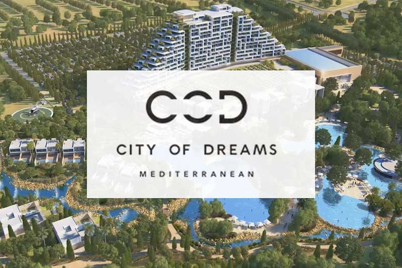 Cyprus' First Casino Resort City of Dreams Mediterranean Resumes Development