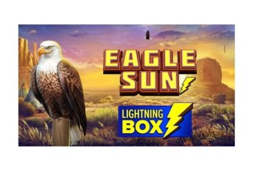The Sky's The Limit In Lightning Box's Eagle Sun