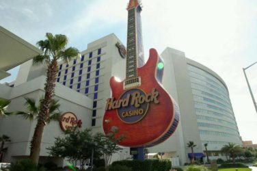 Hard Rock Casino Biloxi Mississippi On Gulf Of Mexico Reopens