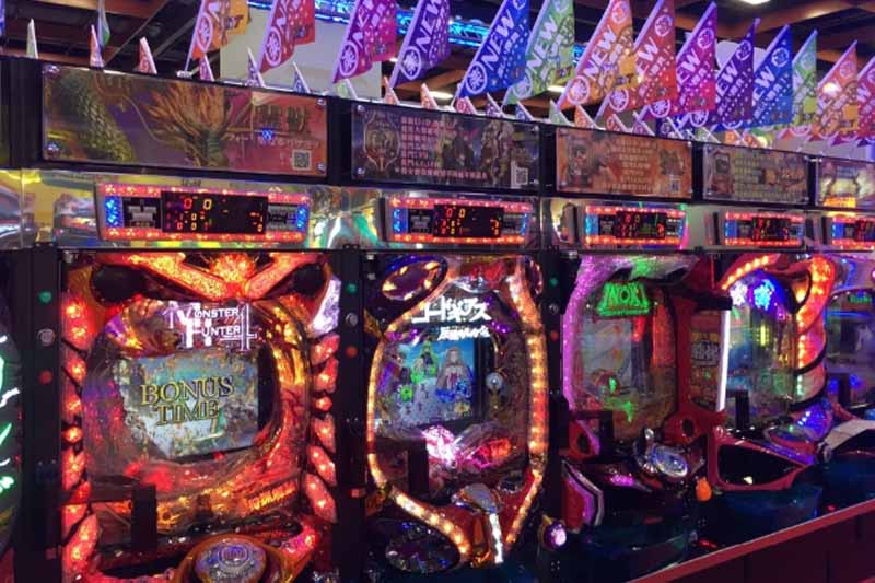Japanese Pachinko 'Gambling' Set To Resume As State Of Emergency Lifted