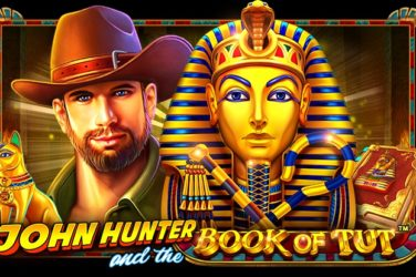 John Hunter And The Book Of Tut By Pragmatic Play