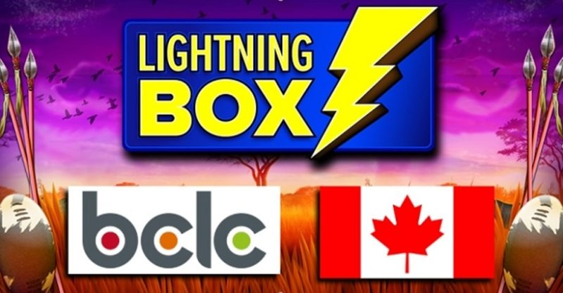 Lightning Box Licensed To Supply BCLC
