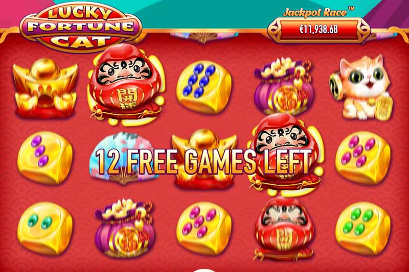 Lucky Fortune Cat Free Spins