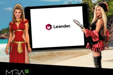 MGA Games And Leander Games Sign A Strategic Agreement And Create The Perfect Partnership