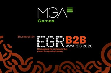 MGA Games: Finalist For The Prestigious EGR B2B Awards For Its Innovation In Mobile