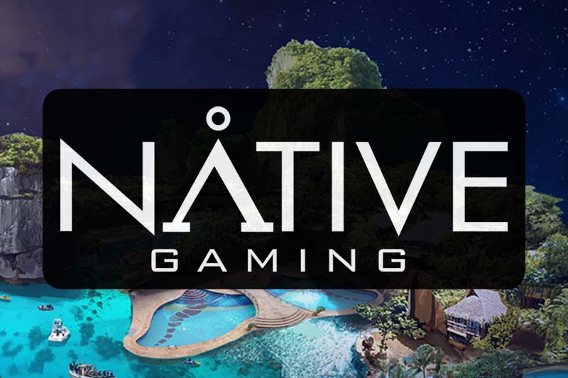 Native Gaming To Launch New Revolutionary Native MMO Slot Video Game