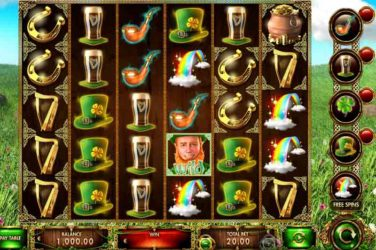 1st Of The Irish - New Slot Release By Red Rake Gaming