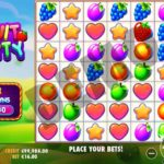 Fruit Party Slot – New 7 Reel Slot From Pragmatic Play