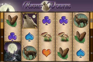 Night Wolves - New Slot Release By Gamomat
