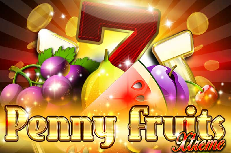 Penny Fruits Xtreme - Latest 5 Reel Slot From Spinomenal
