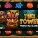 Tiki Tower – New Slot Release By Radi8 With Extendable Paylines