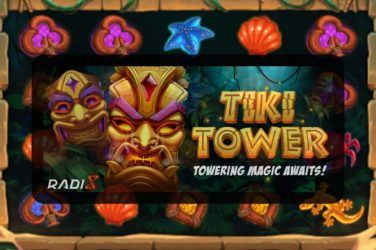 Tiki Tower - New Slot Release By Radi8 With Extendable Paylines