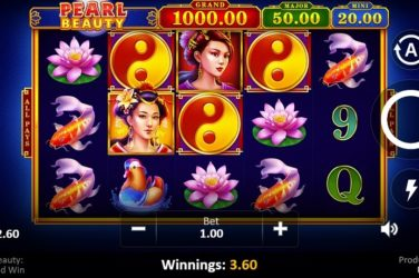 Pearl Beauty: Hold And Win Slot Review