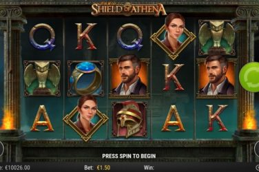 Rich Wilde & The Shield Of Athena Slot Review