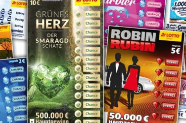 Scientific Games Extends Instant Games Agreement With LOTTO Thuringen