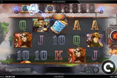 Sky Hunters Slot Review