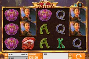 Ark Of Mystery - Slot Of The Week 21st May 2020
