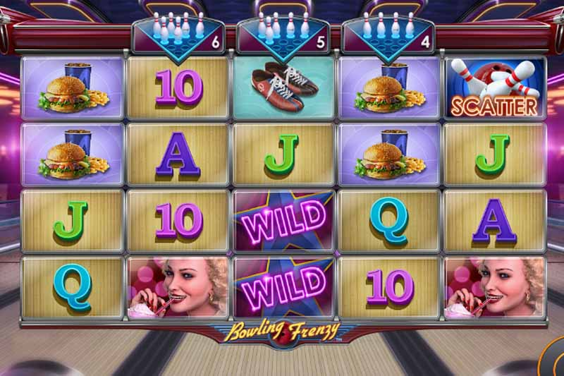 Bowling Frenzy - Casino Buzz Slot Of The Week 6th May 2020