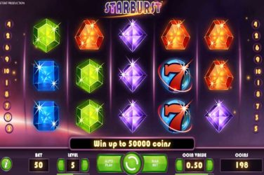 Top 3 Online Casinos To Play Starburst Slot In May 2020