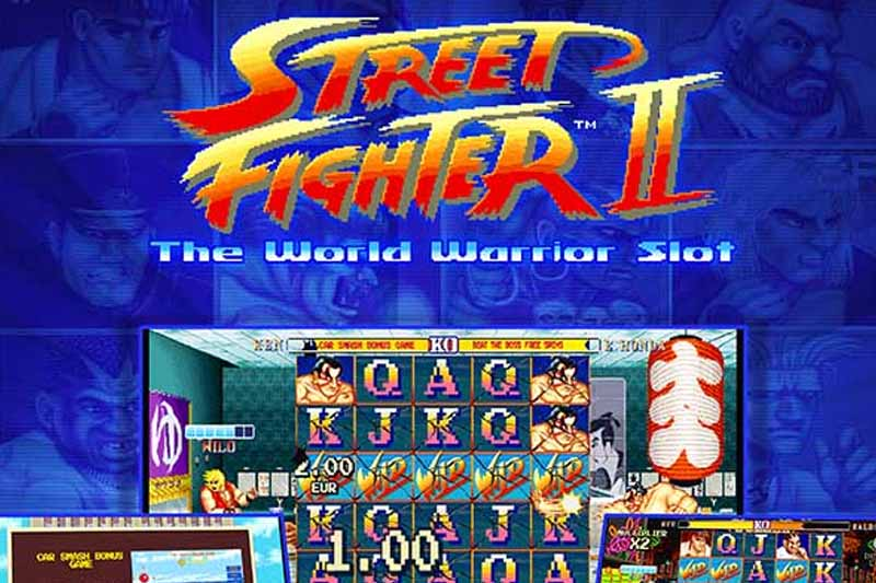 Top 4 Real Money Casinos To Play New Street Fighter Slot
