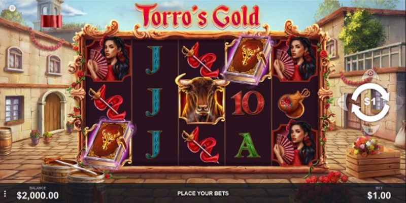 Torro's Gold Slot By Pariplay - Review