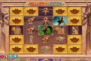 Valley Of The Gods - Casino Buzz Slot Spotlight