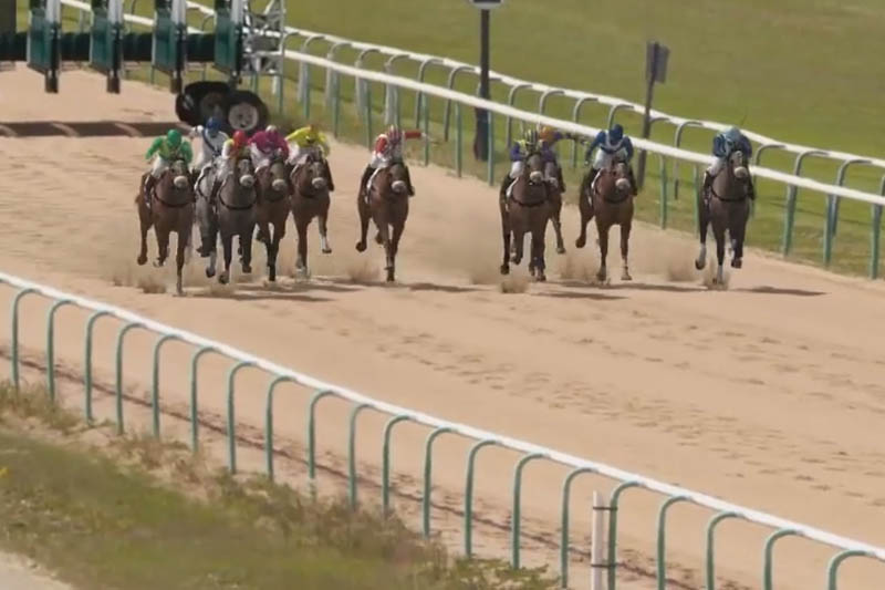 First Ever Virtual Kentucky Derby Horse Race Watched By Millions