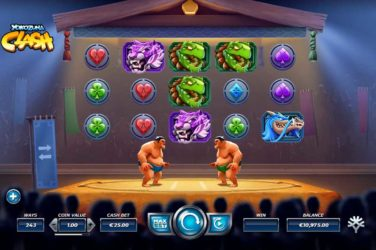 Yokozuna Clash - Casino Buzz Slot Spotlight