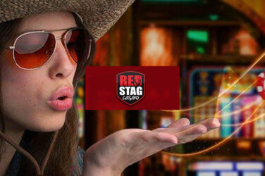 $15 Free Chip No Deposit Casino Bonus From Red Stag