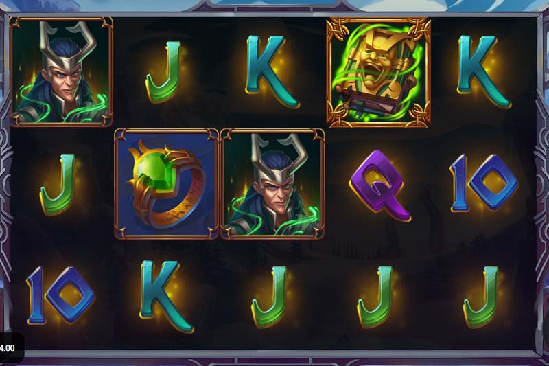 Book Of Loki Slot