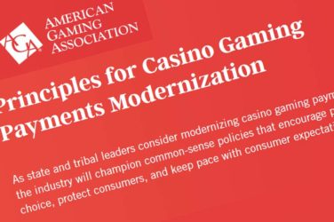 American Gaming Association Policy Principles Offer Framework to Advance Casino Payments Modernization