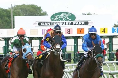Live Thoroughbred Horse Racing To Restart At Canterbury Park Amid Covid-19 Pandemic