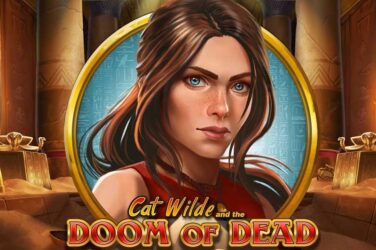 Cat Wilde and the Doom of Dead Slot - Play'n Go's Latest Release