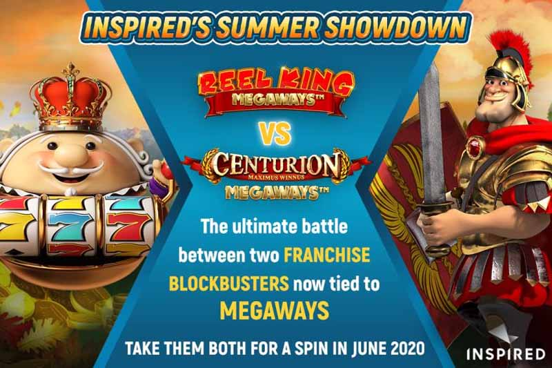 Inspired Gaming Summer Showdown Champion Slot