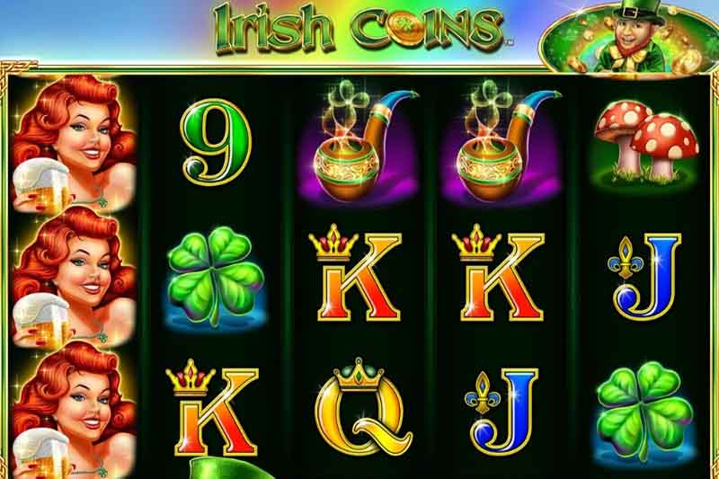Irish Coins Slot