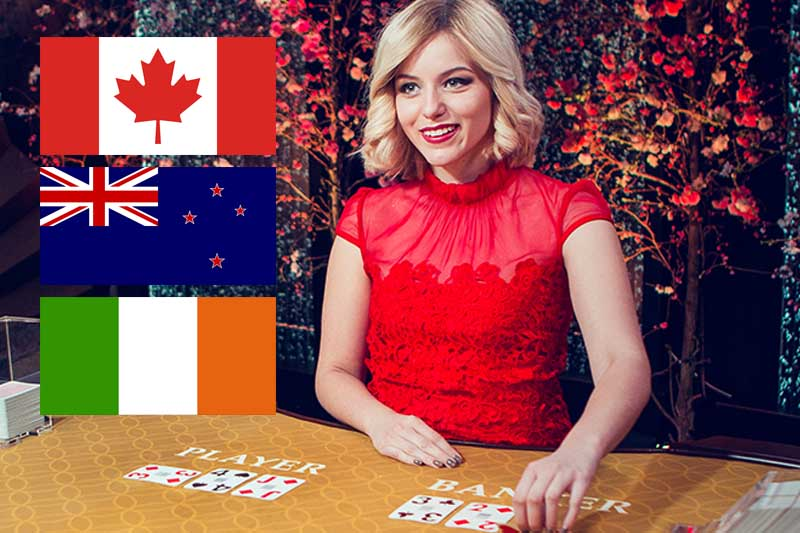 LeoVegas Mobile Gaming Group Launch LiveCasino In Canada, New Zealand and Ireland