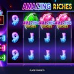 Amazing Riches – New 5×3 Slot From Pariplay
