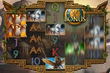 Griffin's Quest - New Kalamba Games Slot With Progressive Free Spins