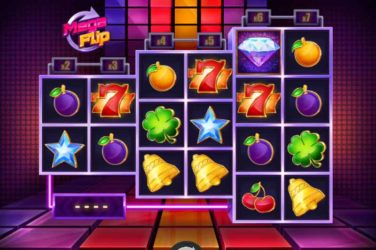 Mega Flip - New Relax Gaming Slot With Reel Flip