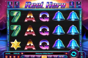 Reel Hero - Wazdan's Latest Sci-fi Slot With Free Spins + Review