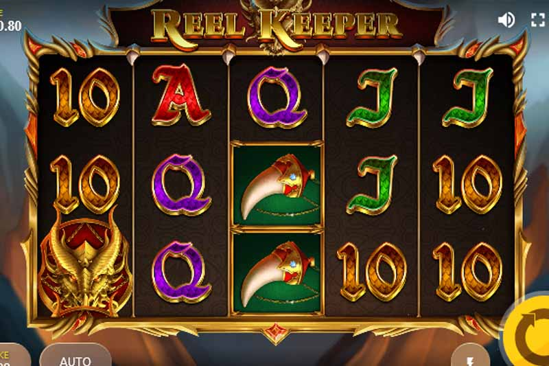 Reel Keeper Slot - New Dragon Slot From Red Tiger