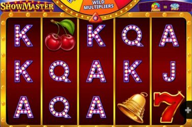 Show Master Slot - New Slot From Booming Games With Free Spins And Bonus Wheel