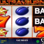 Ultra Burn – New Slot Release By Pragmatic Play With Bonus