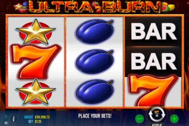 Ultra Burn - New Slot Release By Pragmatic Play With Bonus
