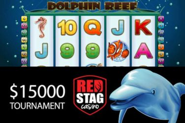 Red Stag Casino's $15000 Splash Of Cash Tournament Goes Live