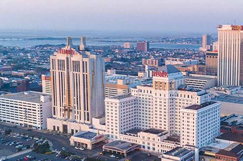 Atlantic City Resorts Casino Hotel Welcomes Back Guests With Covid-19 Play Safe Work Safe Plan