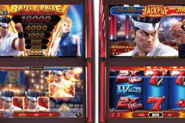 Sega Sammy Creation Launch Virtua Fighter Video Slot In Vietnam