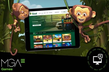 Sisal Online Casino Adds MGA Games To Its Player Offering