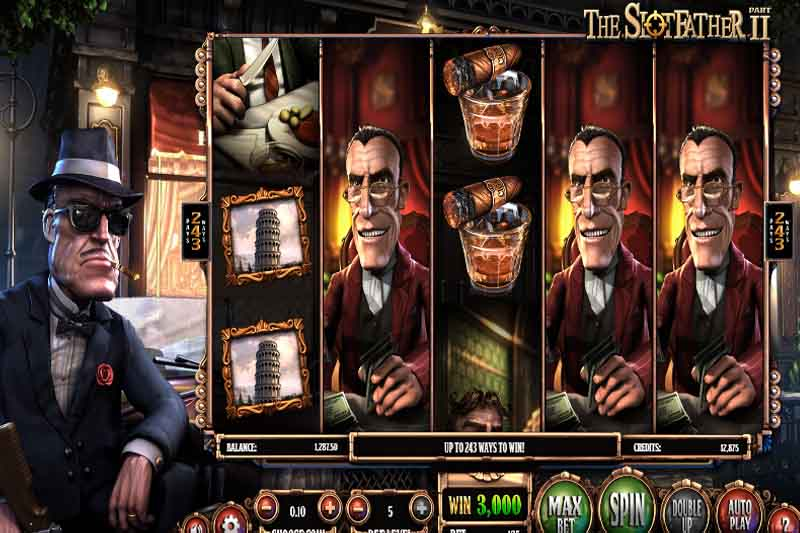 The Slotfather Part II - Casino Buzz Slot Flashback