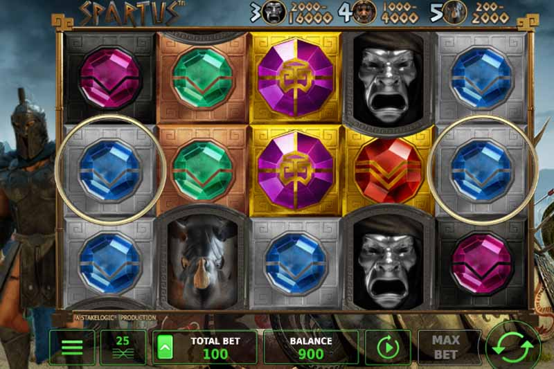 Spartus - Casino Buzz Slot Of The Week 19th June 2020